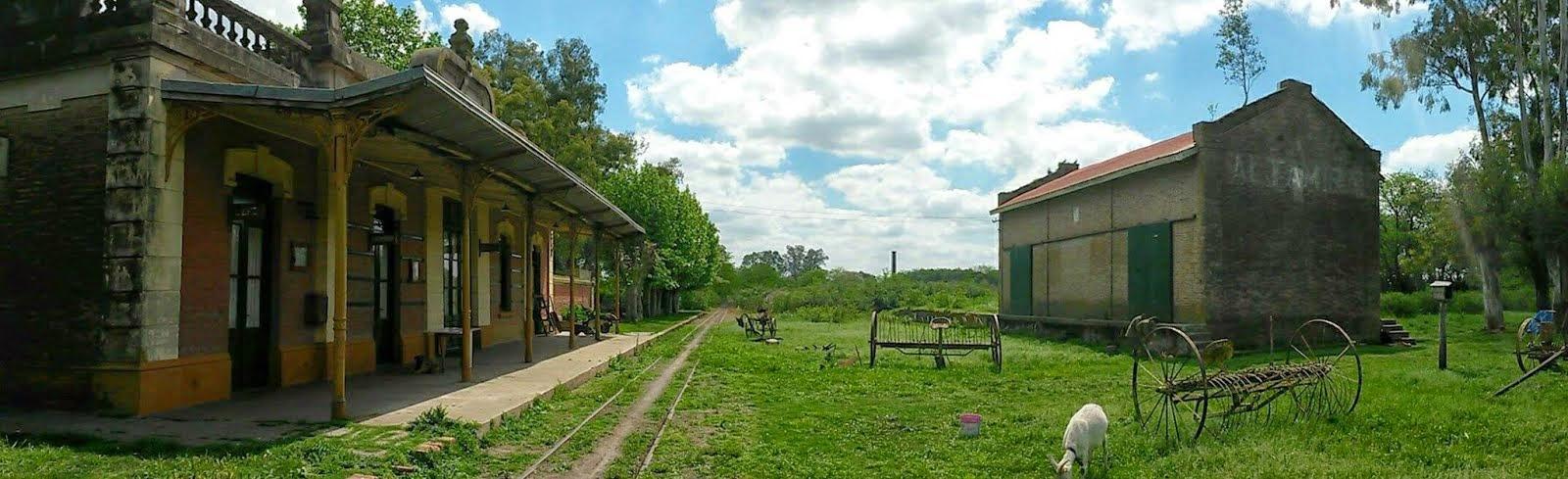 Estación Altamira