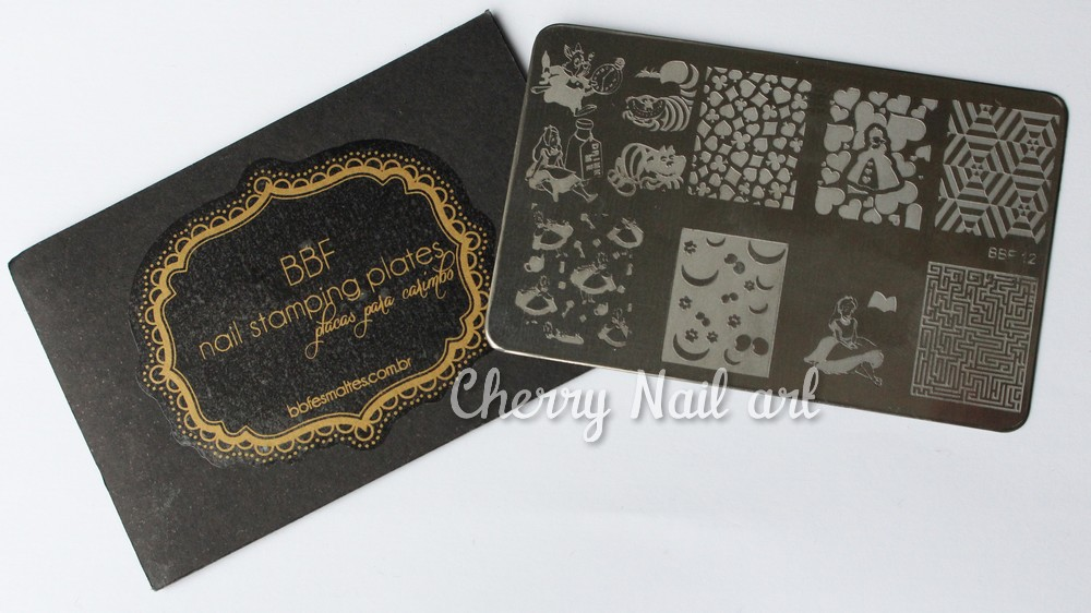 plaque stamping BBF