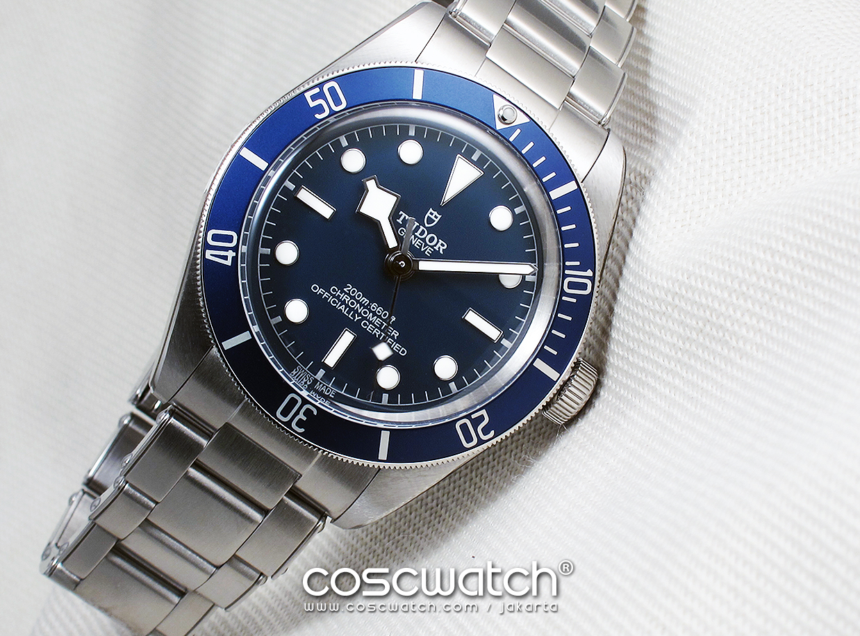Tudor Blackbay Blue BB58