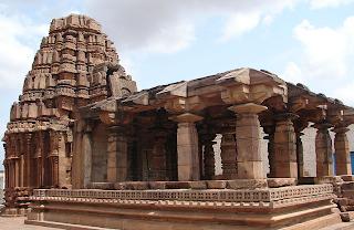 Kuil Badami, India