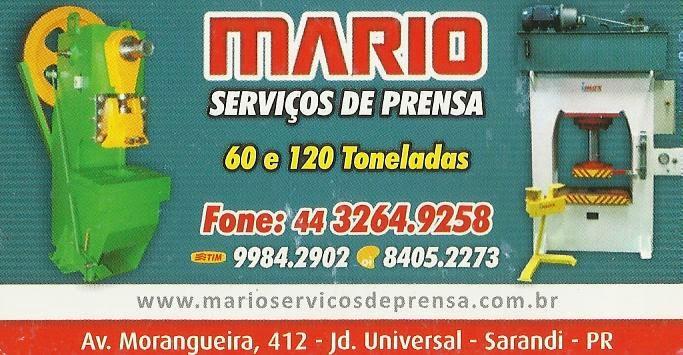 Mario Prensa