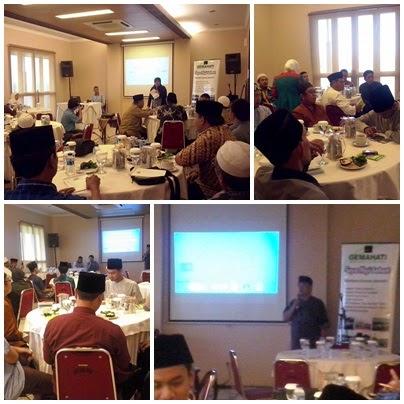 Pertemuan Forum FK KBIH Kota/Kab Karawang