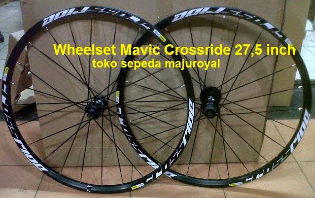wheelset mavic 27,5 inch