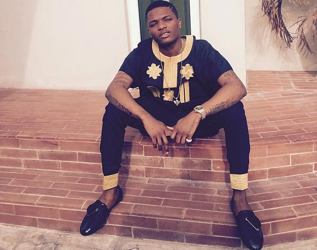 Photos: Wizkid's Son Is All Grown Up