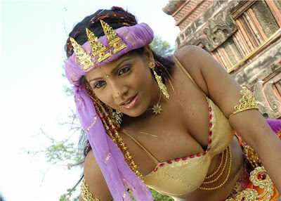 Meghna Naidu Hot Spicy Photos