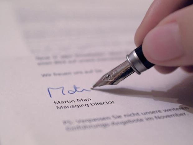 Contoh Surat Keterangan Kerja