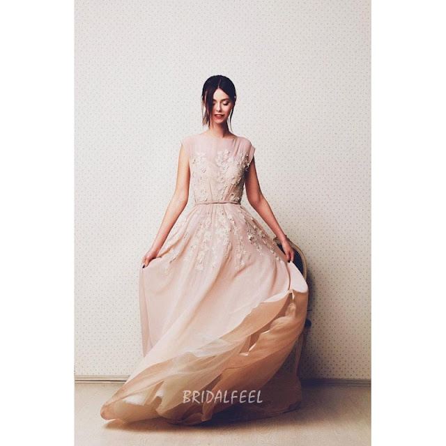 Elegant Long Evening Dresses 2016 For A Stylish Look Bridal Feel