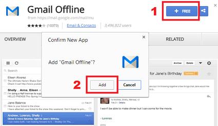 जीमेल का ऑफलाइन इस्तेमाल कैसे करें