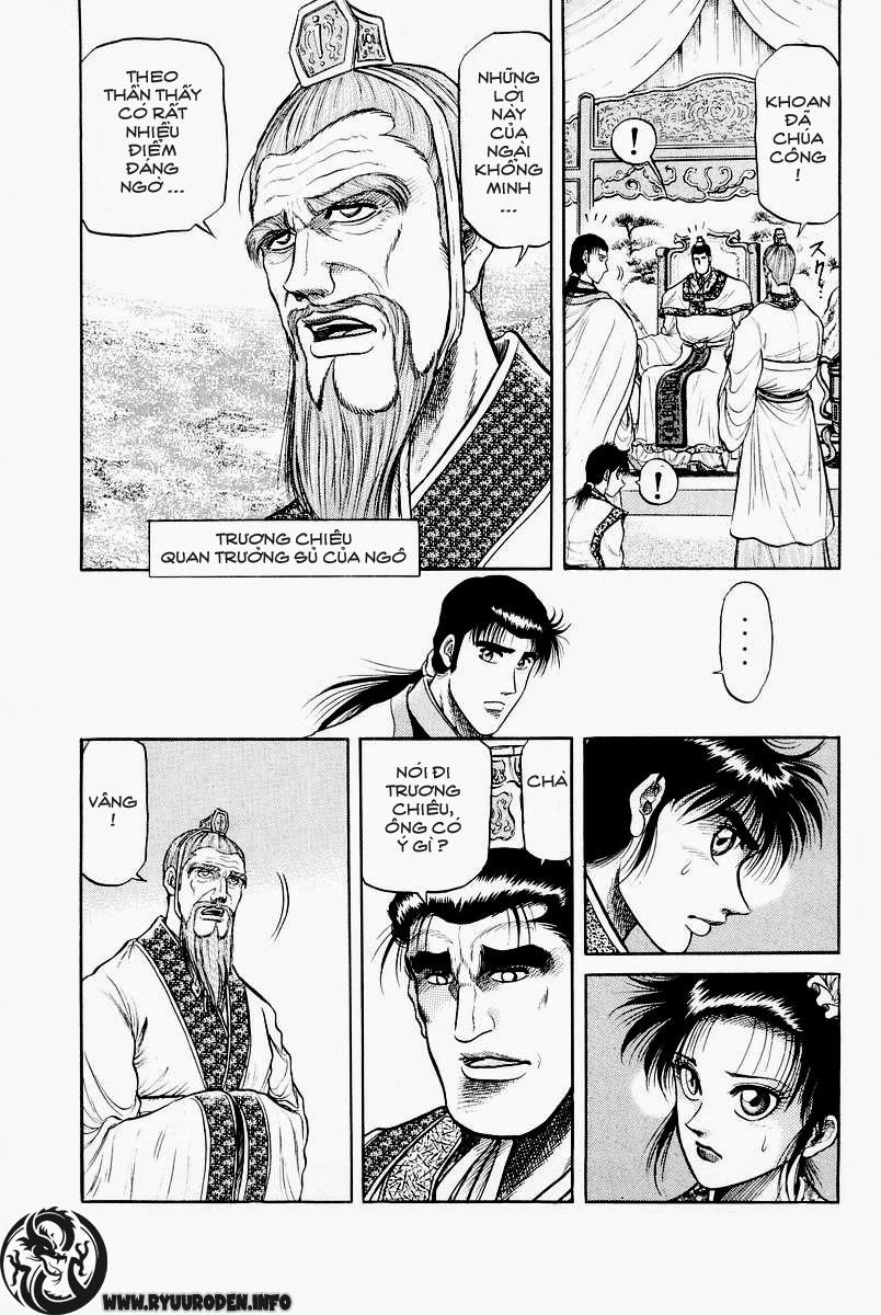 Chú Bé Rồng - Ryuuroden chap 31 - Trang 3