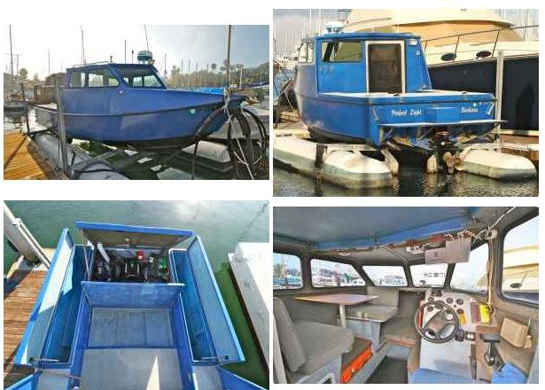 Random Notes: Greenough/Anderson 21' Sportboat (SB Harbor)