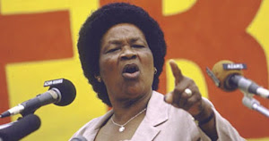 African National Congress Stalwart Albertina Sisulu Centenary