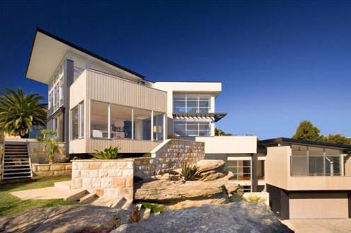 Minimalist home designs australia Home design