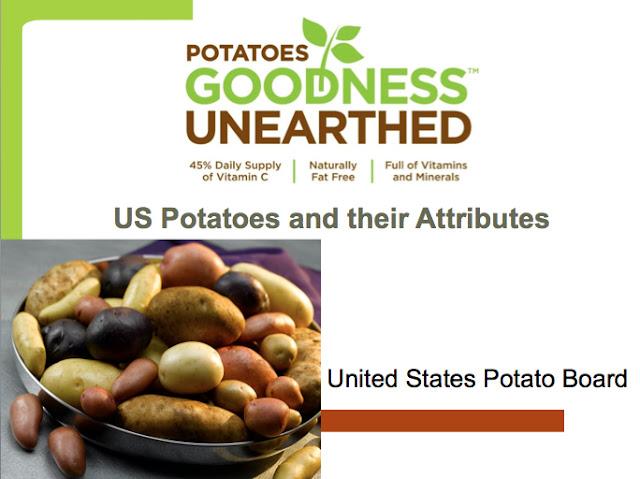 US Potatoes Dinner