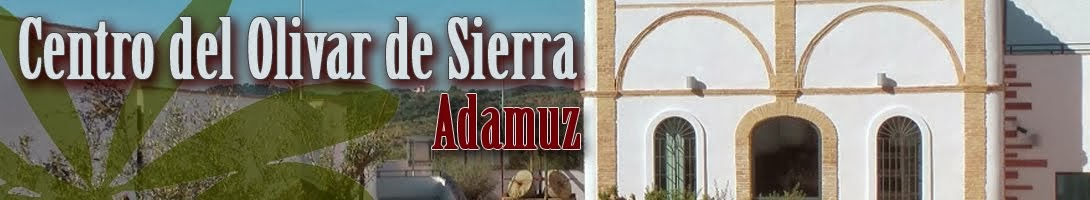 CENTRO DEL OLIVAR DE SIERRA DE ADAMUZ