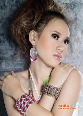Ly Evatina Khmer Singer