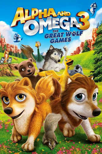 Alpha and Omega 3: The Great Wolf Games (BRRip HD Inglés Subtitulada) (2014)
