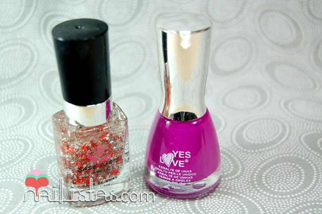 Frankenpolish esmaltes Easy Paris y Yes Love