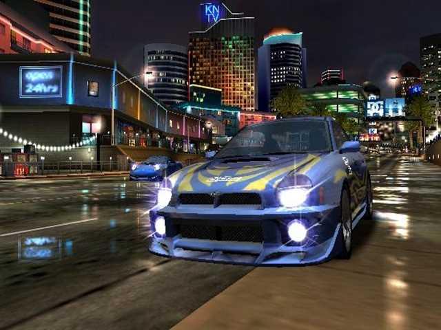 Street Racing Syndicate Highly - 37.5KB