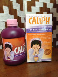 Wajah Baru Jus Caliph Supplement Sunnah