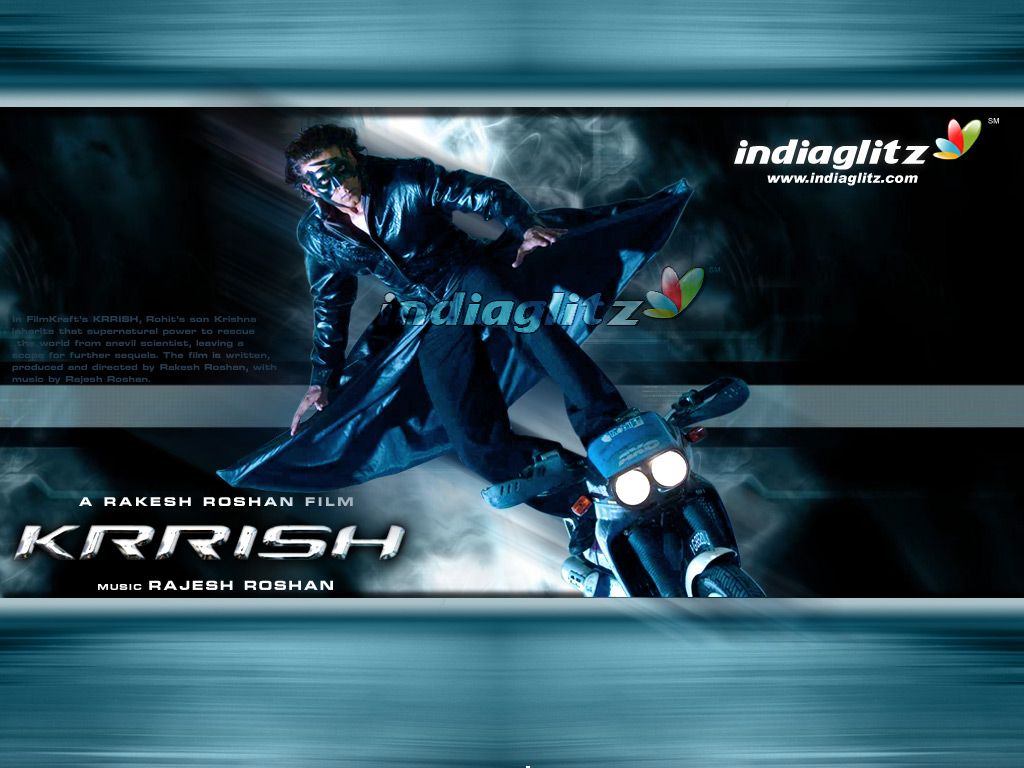 Star sexy Artist India: KRRISH movie wallpapers