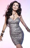 Къса рокля по тялото с тънки презрамки в сребристо, дизайнер Scala