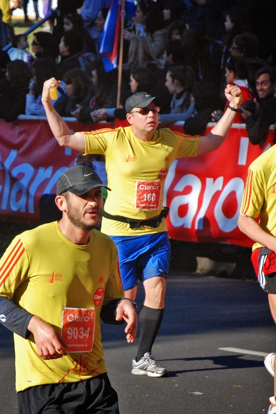Medio Maratón de Buenos Aires 2011