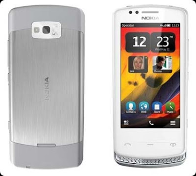 Harga hp Nokia 700 baru second