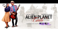 Alien Planet Cinta Episod 1