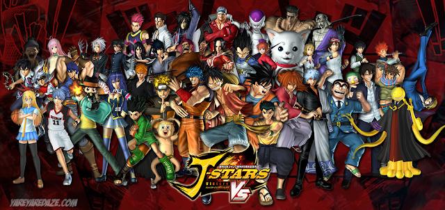 J-Stars Victory VS+ (PS4/PS3/PS Vita)