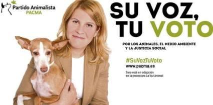Vota al Pacma, hazlo por ellos