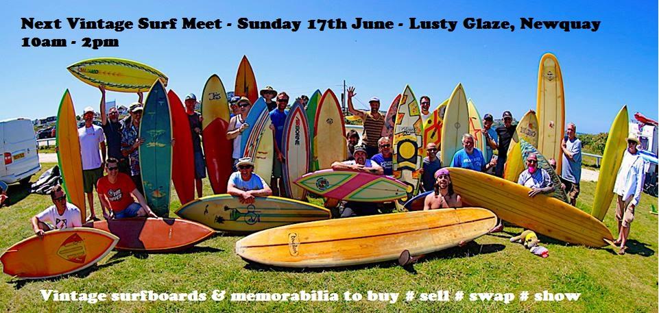 Vintage Surf meet 2018 coming soon !