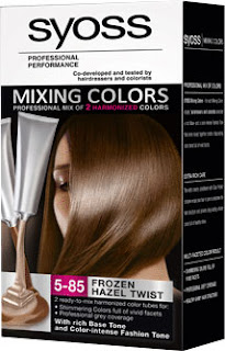 Syoss Mixing Colors 5-85 Frozen hazel twist