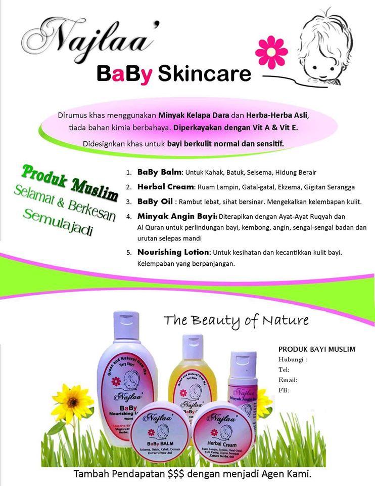 Najlaa Baby Skincare