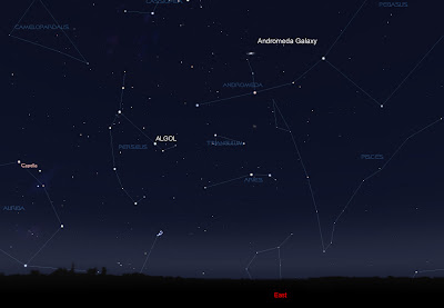 Andromeda Galaxy Location Tonight (page 4) - Pics about space