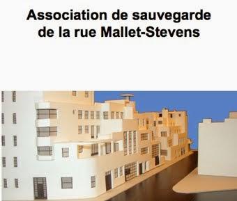 Association de la rue Mallet-Stevens