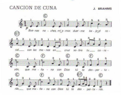 Mi clase de m sica - Canciones de cuna en catalan ...