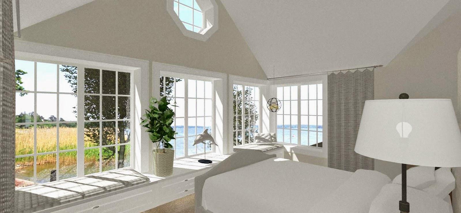 Dreams & coffees arkitekt  och projektblogg: ett new england hus ...