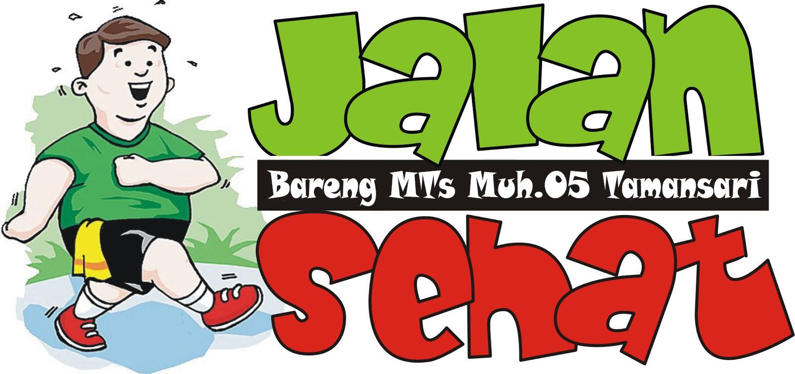 Info Jalan Sehat Bareng Mts Muhammadiyah 05 Tamansari