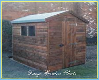 How To Get Large Sheds Plans