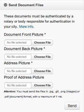 Verificar Documentos Libertagia