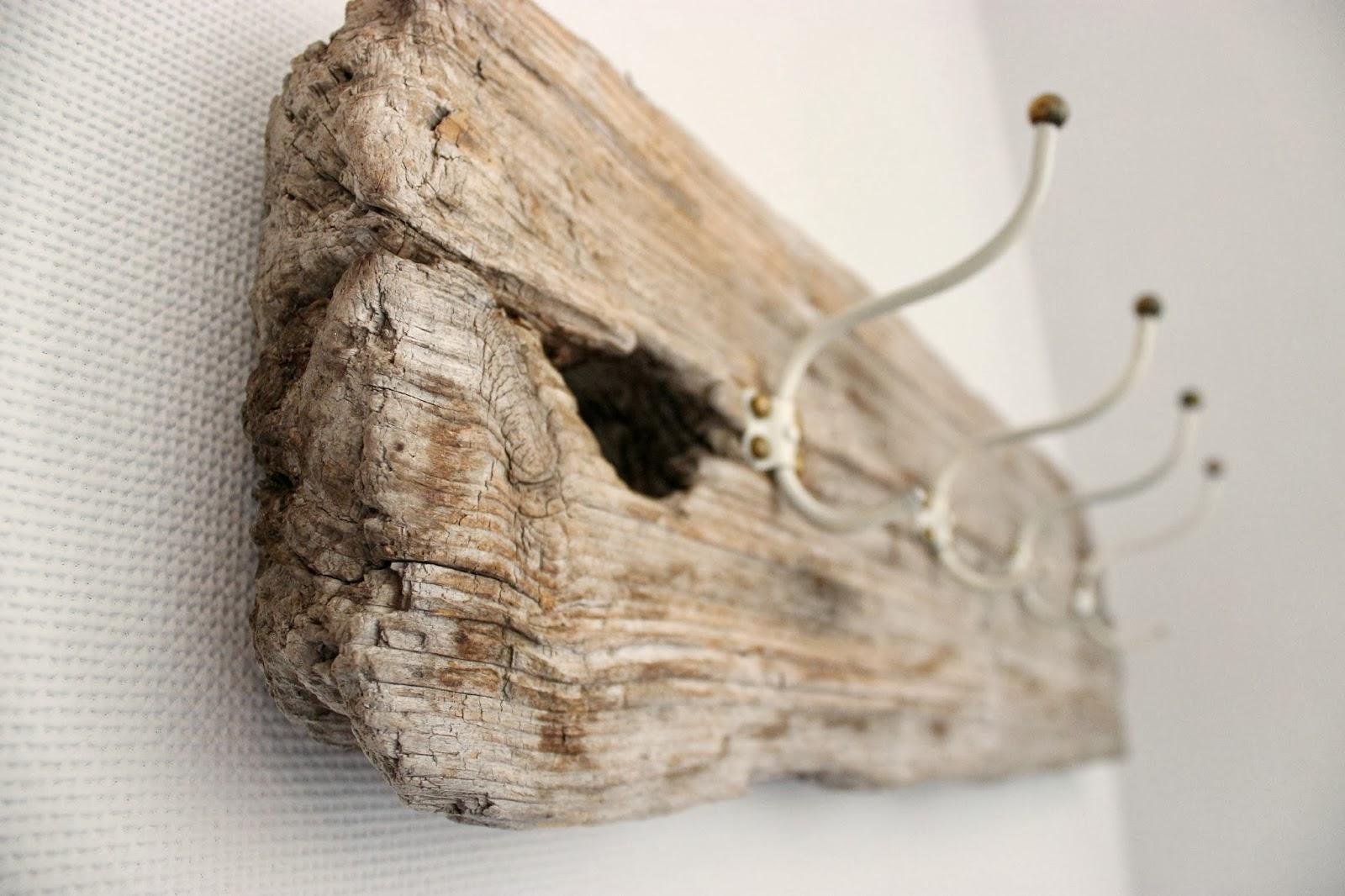 Garderobe Treibholz elbekind ordnung im flur