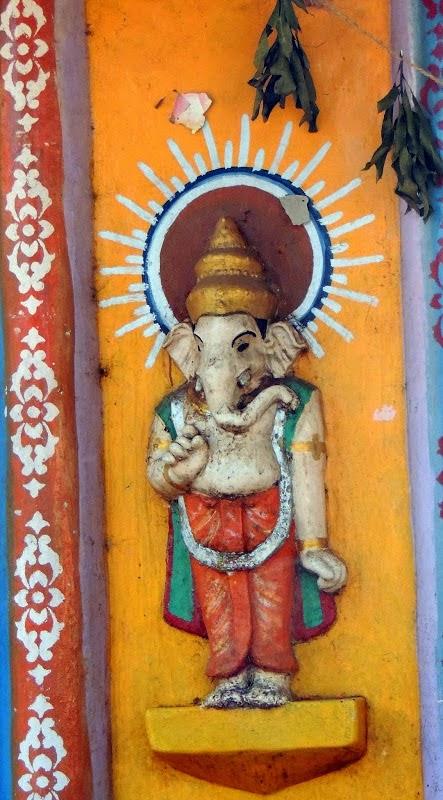 Gokarna Mahaganapathi Temple near Mahabaleshwar, Gokarna, Karnataka