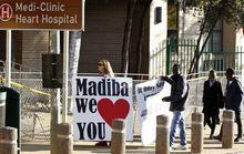 Mandela dead