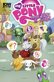 MLP Friendship is Magic #23 Comic