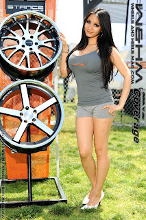 Xena Kai Lowrider Wheels And Heels Magaz...