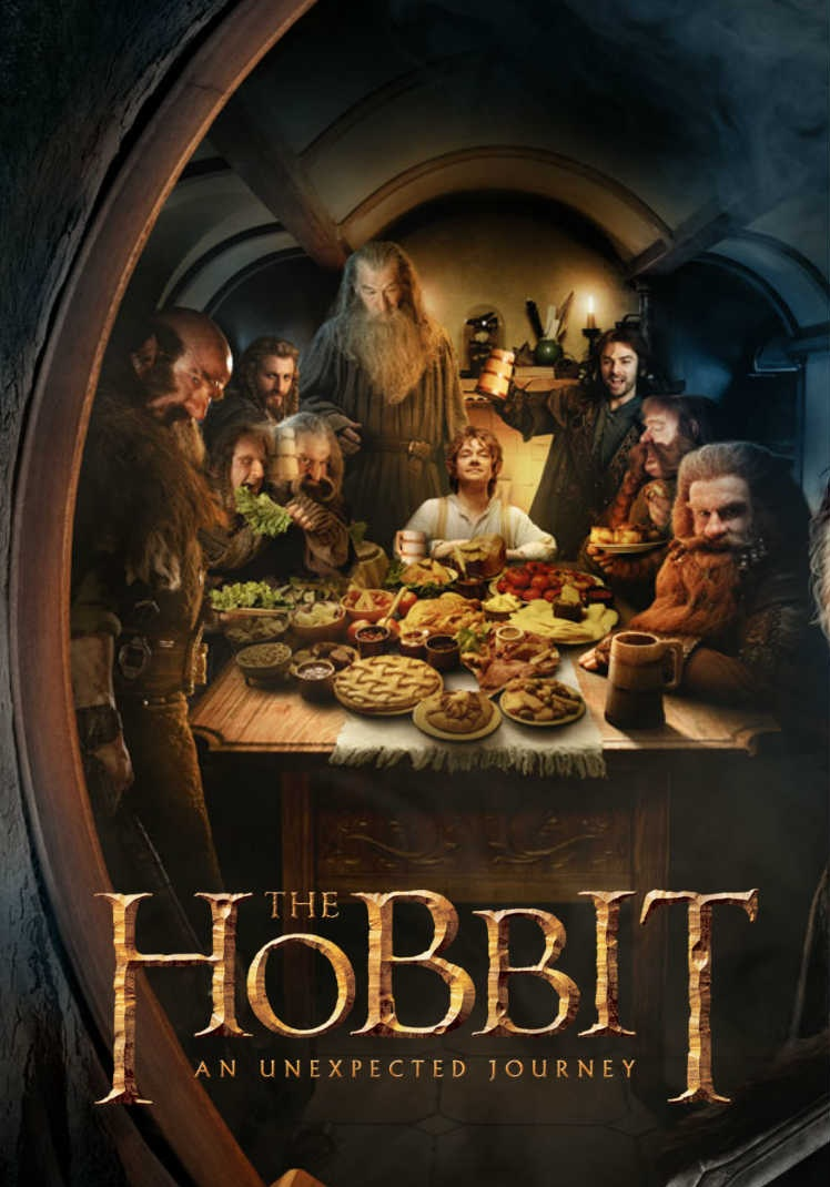 The Hobbit: An Unexpected Journey (2012) HD