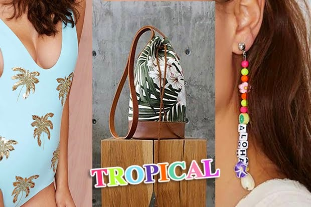 Tropical Fashion 2015
