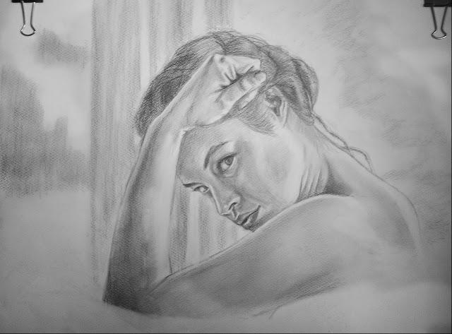 aida+folch - Aida Folch (El artista y la modelo)