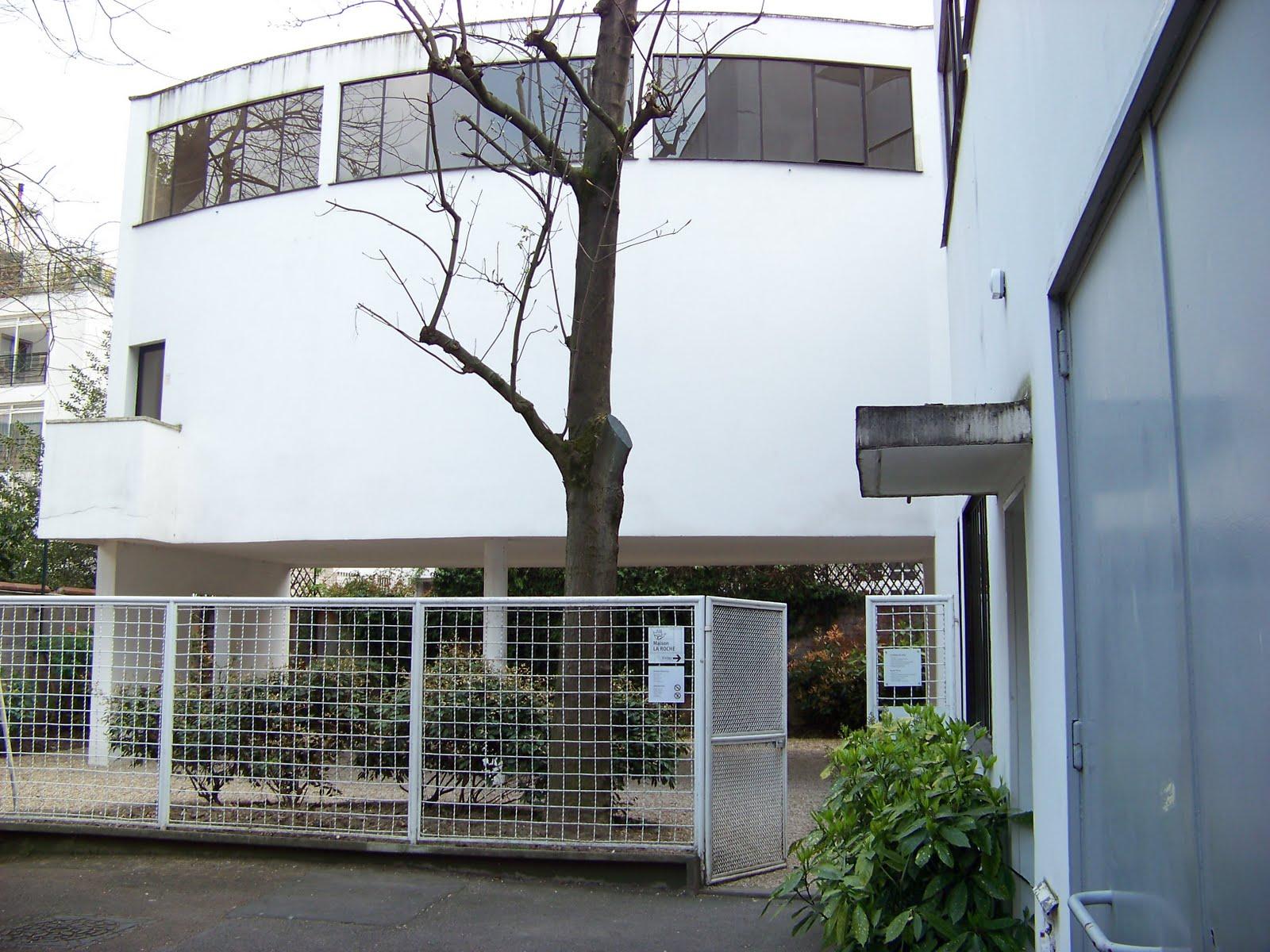 Maison la roche 1923 1925 le corbusier - 10 square du docteur blanche 75016 paris ...