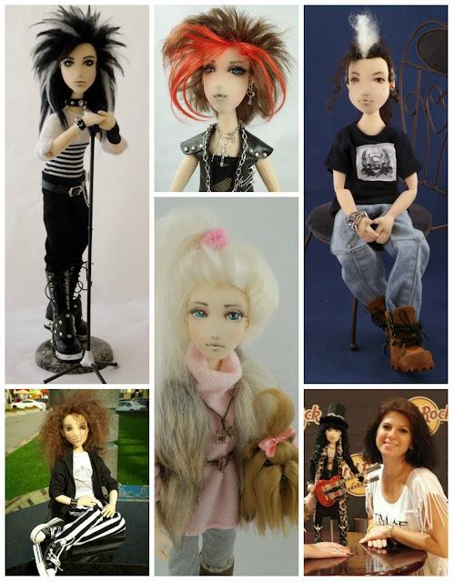 куклы Марины Смирновой
